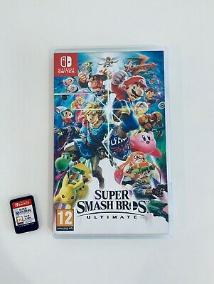 Jeu Super Smash Bros Ultimate Nintendo Swicth