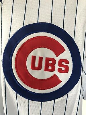 Chicago Cubs Baseball Jersey Shirt XL MLB Rizzo Yankees Dodgers Astros Mets