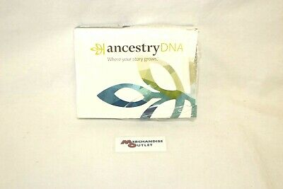 Ancestry DNA Genetic Testing Kit (Box Damaged, See Description) 2019 Packaging
