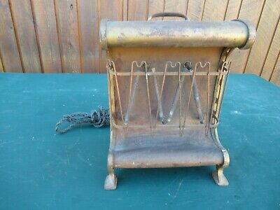 Vintage BEAUTIFUL Old Copper HEATER No 72 by Superior Electric Pembroke Canada