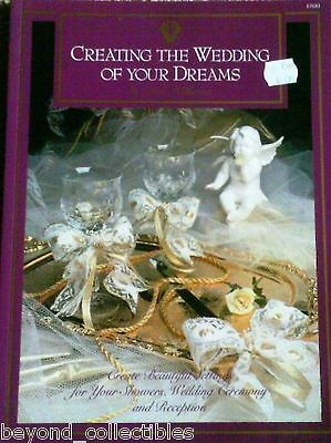 Craft Book - 4 Wedding Issues - Centerpieces  - Candlelight - Wedding Favors