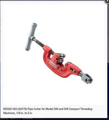 Ridgid 42370 No. 360 Pipe Cutter for 300 Power Drive