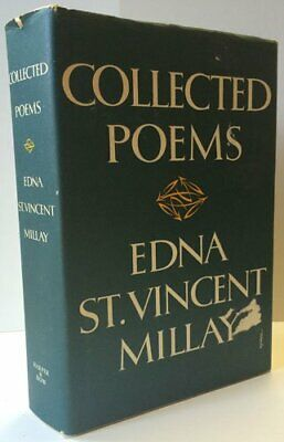 Collected Poems by Millay, Edna St Vincent