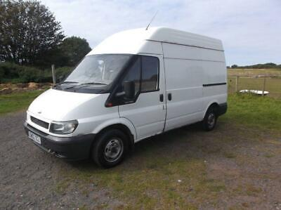 2003 52 Ford Transit 2.0 280M 5D 100 Bhp No Vat To Pay Part Exchange To Clear Di