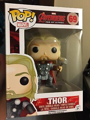 THOR Avengers AGE OF ULTRON Funko Pop