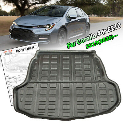 Genuine Toyota All Weather Cargo Tray for 2014 Toyota Corolla-New OEM