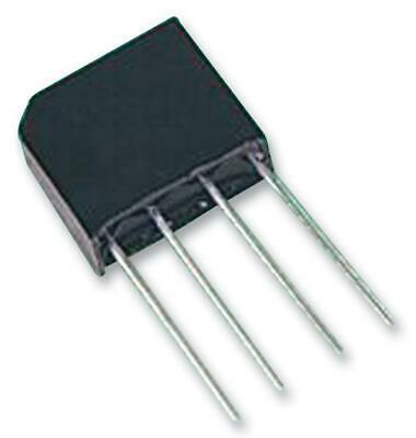 Bridge Rectifier Diode, Single Phase, 200 V - MULTICOMP