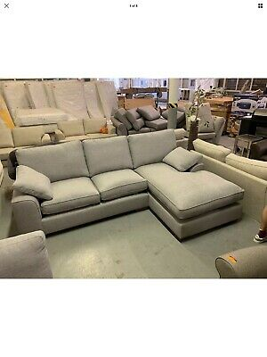 Surprising Nantucket 3 Seater Chaise Nola Steel Grey Marks Spencer Pdpeps Interior Chair Design Pdpepsorg