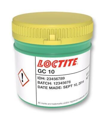 GC 10 No-Clean, Halogen-Free Solder Paste, T3 Powder - LOCTITE