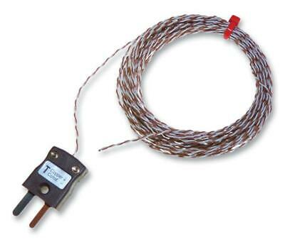 Type T Thermocouple, PFA, 10m - LABFACILITY