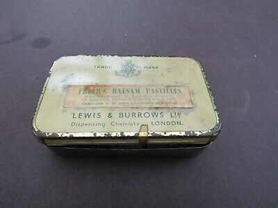 Great Britain Qvic - Old Sweet Tin Full Of 320+ Penny Reds