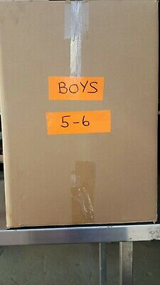 60+ Items Boy/S 5-6 Clothing Grade A/B  Wholesale Joblot Bargain