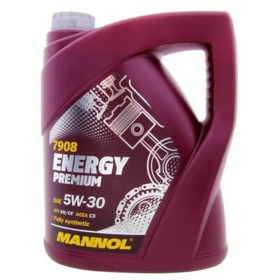 VAUXHALL GM DEXOS 2 LONGLIFE ENGINE MOTOR OIL FULLY SYNTHETIC - 5w/30 5 Litres