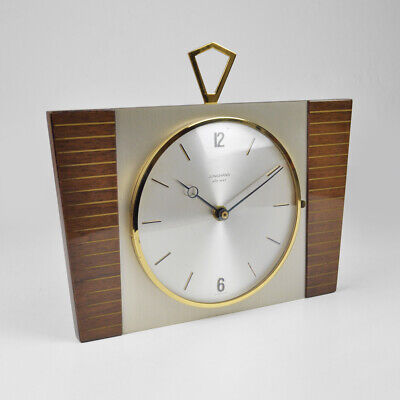 Junghans Ato-Mat 338 3007 - Lic-Ato Germany - Old Wall Clock - Vintage Clock