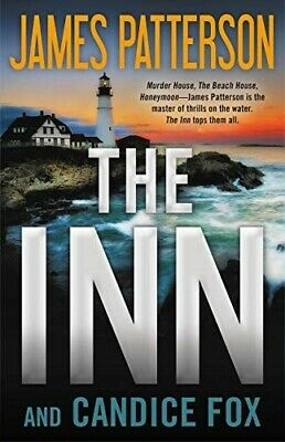 THE INN by James PATTERSON & C Fox  NEW 2019 HARDCOVER
