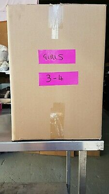 60+items WHOLESALE JOBLOT GIRL/S 3-4 CLOTHING GRADE A/B QUALITY  SORTED