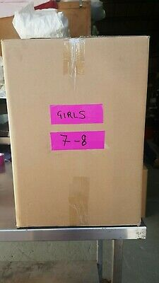 50+ Wholesale Joblot Girl/S Age 7-8 Clothing Grade A/B Quality  Sorted
