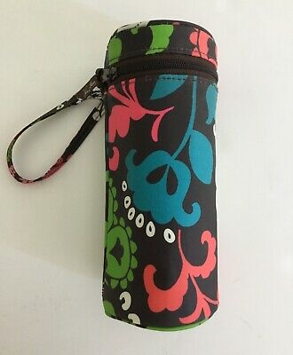 Vera Bradley Baby Bottle Insulated Caddy Lola Pattern