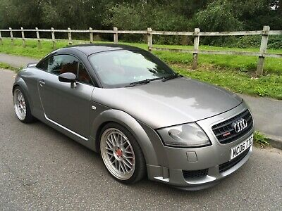 Audi Tt Coupe 3.2 Red Leather