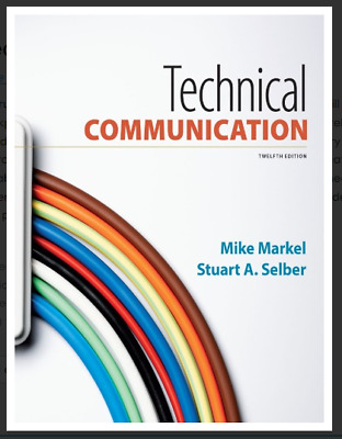 Technical Communication 12th edition 2017 [ P.D.F By E-maiL ]