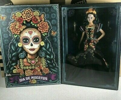 Barbie Dia De Los Muertos Doll 2019 Day of The Dead  NEW IN HAND READY TO SHIP