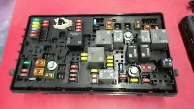 Relay Fuse Box Engine Without Fog Lamps w/ Pre-crash 22863131  14-16 SRX 185