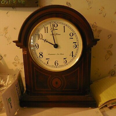 SETH THOMAS CLOCK not working, added new batteries, but didn't work,