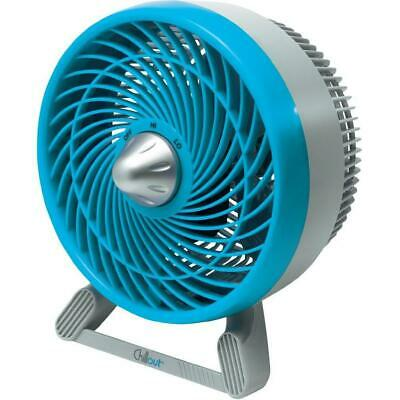 Ventilateur De Table Chillout Bleu-Ventilateur