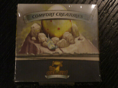 NEW The 7TH CONTINENT Board Game Comfort Creatures Kickstarter Expansion SEALED