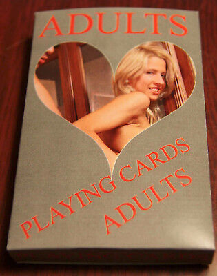 playing cards nude  russian pin up girls 2013  1