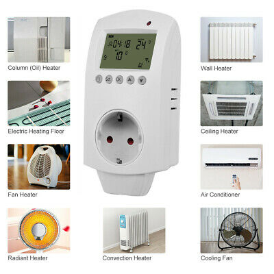 Intelligent WiFi Digital Temperature Controller Electric Thermostat For HY02TP