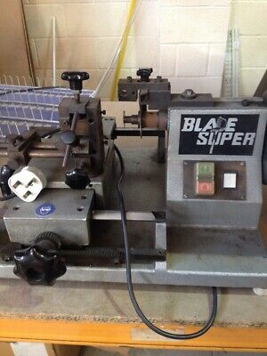 Blade Super Used Mortice Key Cutting Machine With Over 300 Blanks