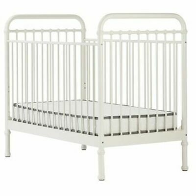 NEW Bedtime Loft Cot in White