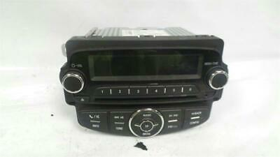 CD PLAYER Vauxhall Adam Stereo Head Unit  & WARRANTY - NCS1193182 - 13435162