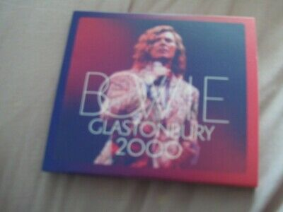 David Bowie Glastonbury 2000 2Cd