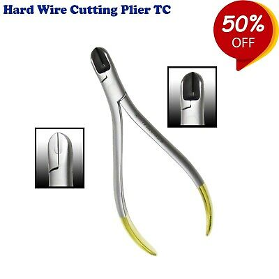 Orthodontics Hard Wire Cutting Ligature Pliers and Wire Cutter TC