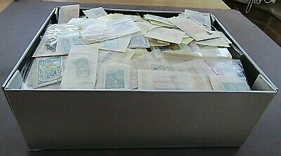Vast Collection Of Empire & World Stamps In 6/700 Glassine Envelope Mint/Used