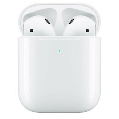 Apple AirPods with Wireless Charging Case MRXJ2TY/A