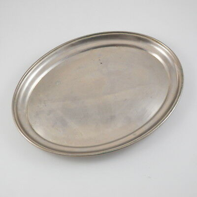 Old Tray Made of Metal - Silesia (Goat) - 10&10% Kn - Art Nouveau - Tableau