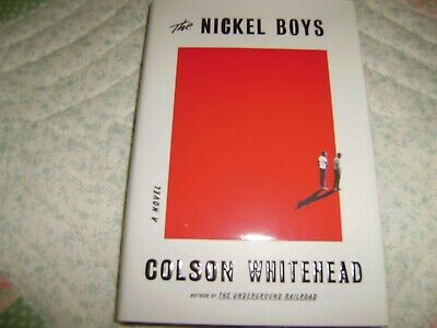 THE NICKEL BOYS by Colson Whitehead NEW HARDCOVER
