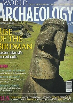 CURRENT WORLD ARCHAEOLOGY MAGAZINE #64 APRIL//MAY 2013.