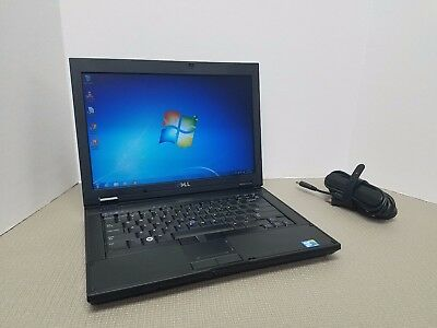 "Dell Latitude E5400 - 14.1""- Intel Core 2 Duo- 160GB HDD- 4GB RAM- WiFi- Charger"