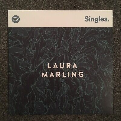 "Laura Marling Wildfire Spotify Single Vinyl Me Please Ltd 7"" Single New"