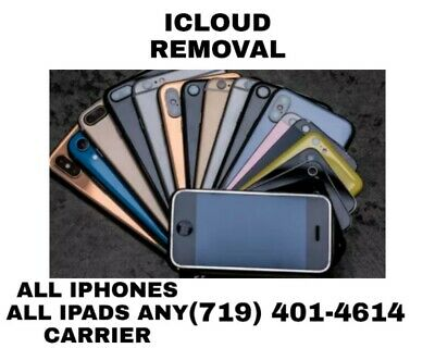 iCLOUD REMOVAL ACTIVATION UNLOCK IPH0NE IPAD IWATCH ALL MODELS FAST READ!!!