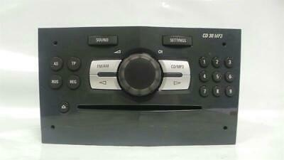 CD PLAYER Vauxhall Corsa Stereo Head Unit  & WARRANTY - NCS1192548 - 497 316 088