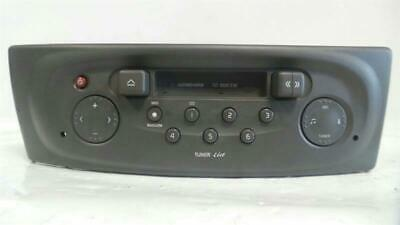 CASSETTE PLAYER Renault Megane Stereo Radio Head Unit & WARRANTY 22DC259