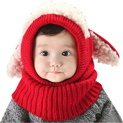 Scarf Toddler Girls Boys Wool Comfortable And Lovely Toddler Winter Practical