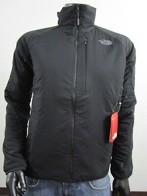 NWT Mens TNF The North Face Ventrix Full Zip Insulated Climbing Jacket - Black
