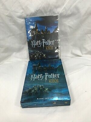 Harry Potter: The Complete 8-Film Collection- Mint Condition!!!