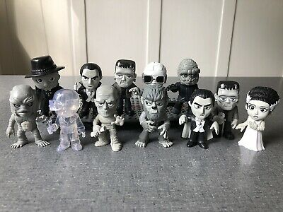 Funko Mystery Minis Universal Monsters Walgreens Black & White Exclusives
